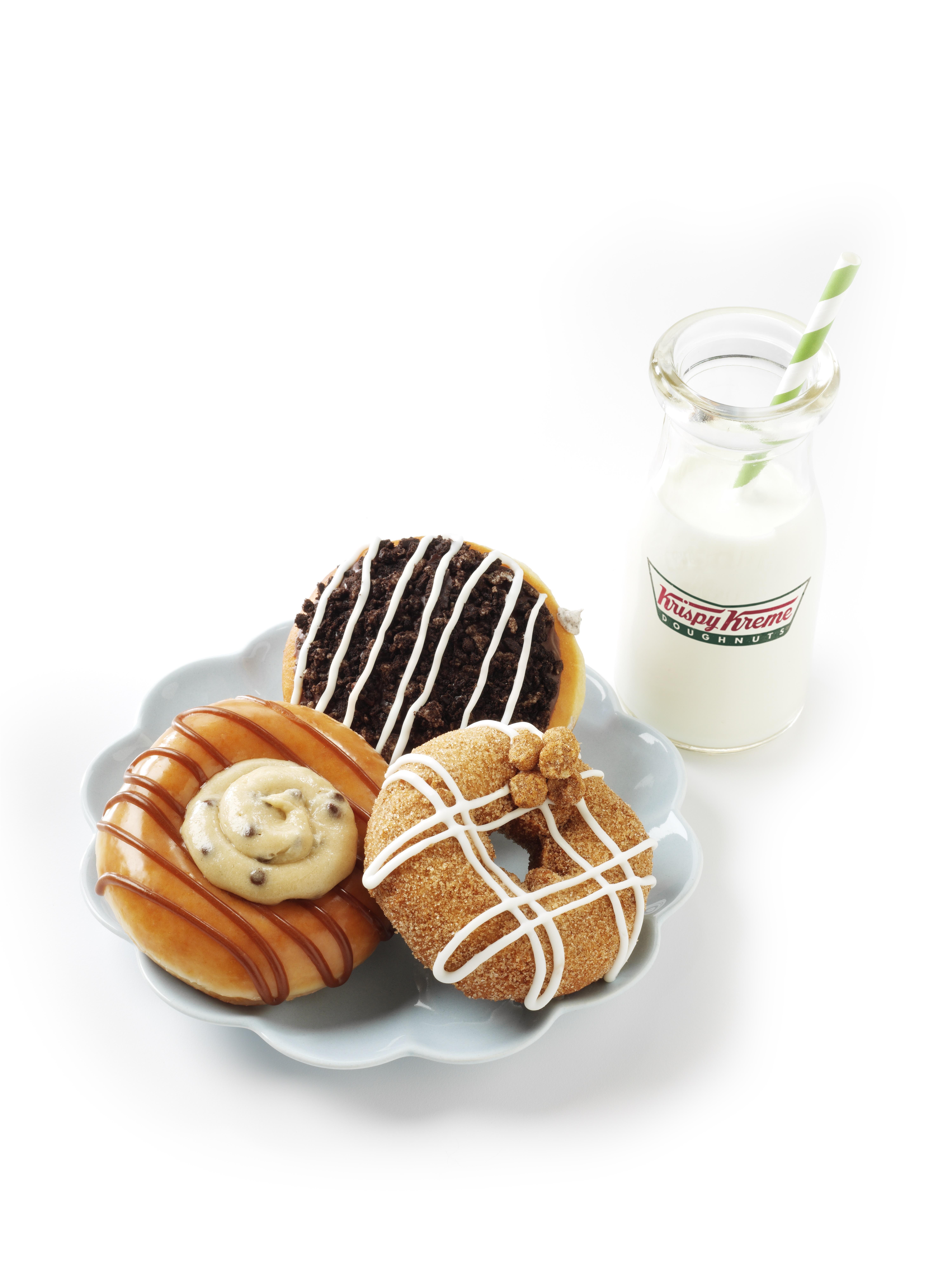 A Delicious Combination: Krispy Kreme Doughnuts Announces Cookie Jar ...