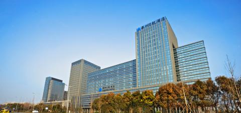 泰州日航酒店 (照片:美国商业资讯)