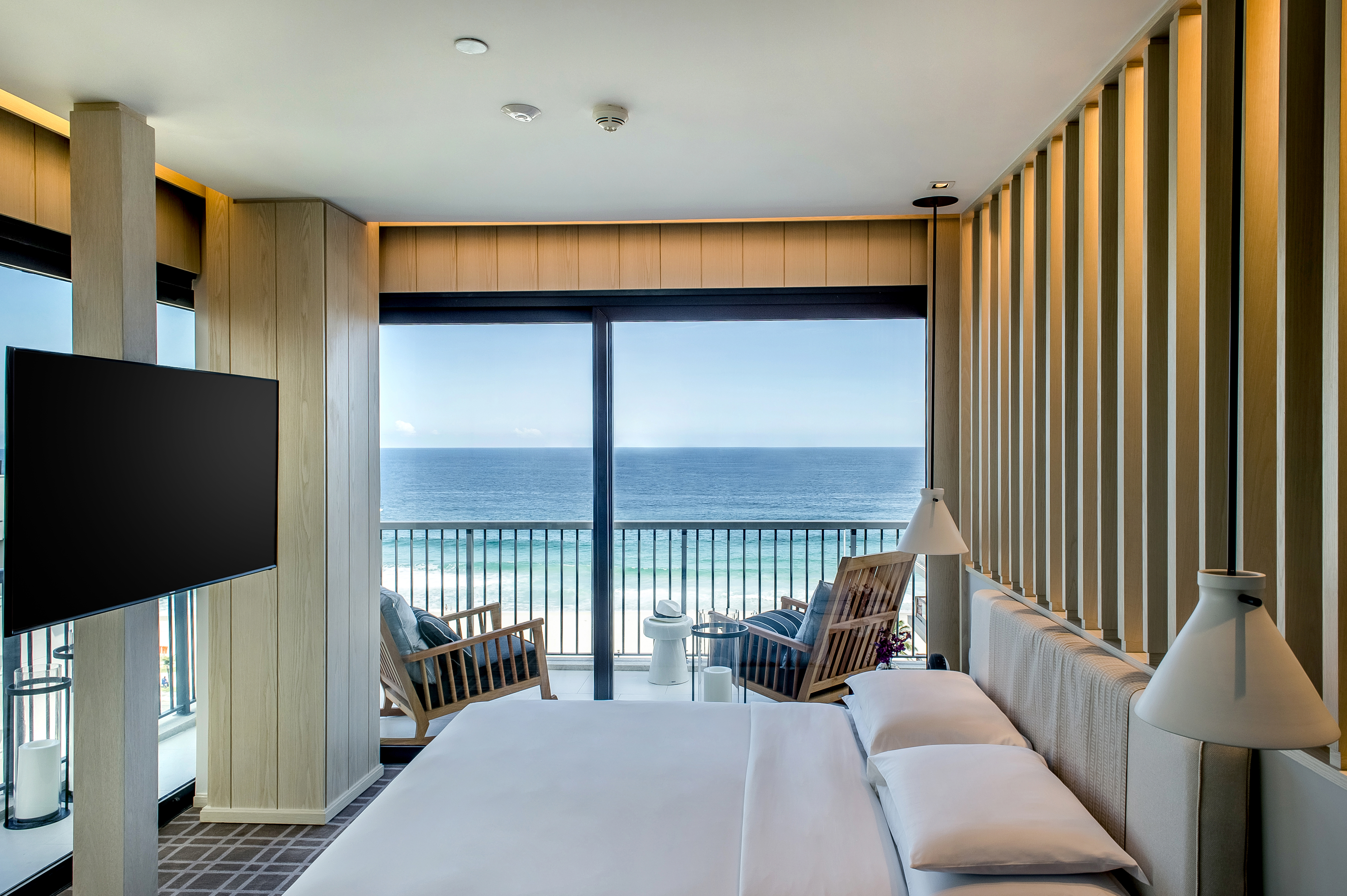 Stupendous Grand Hyatt Rio De Janeiro Debuts And Sets New Standard Of Download Free Architecture Designs Terstmadebymaigaardcom