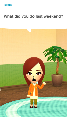 Miitomo is a free-to-start social experience that lets users spark one-of-a-kind conversations with friends in a whole new way using Mii characters. (Graphic: Business Wire)