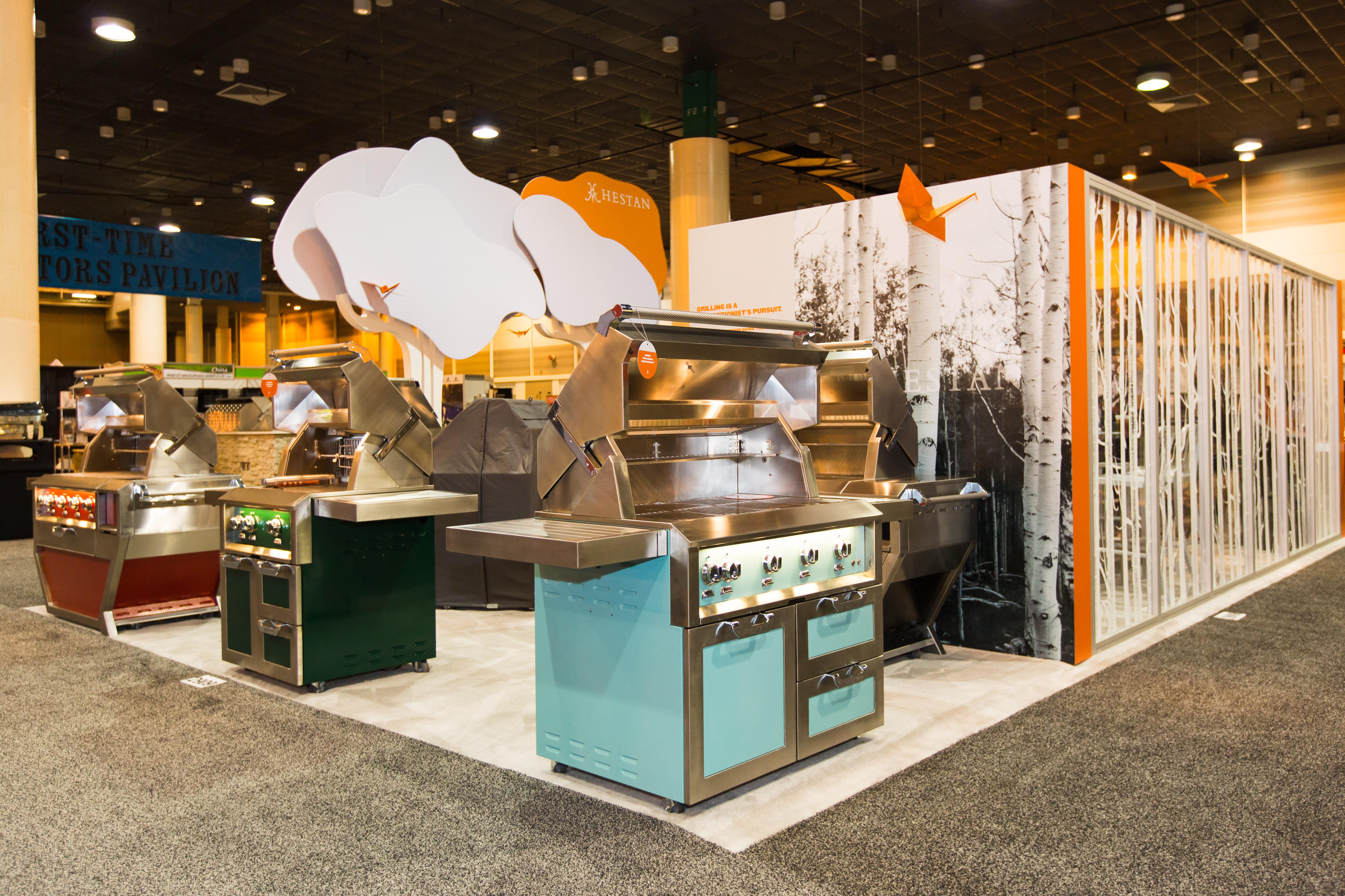 Hestan Outdoor Premium Residential Grill Wins Vesta Awards in