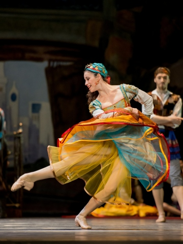 SES and ARTE to Broadcast Le Corsaire Ballet Live in Ultra HD via Astra 19.2 (Photo: Business Wire)