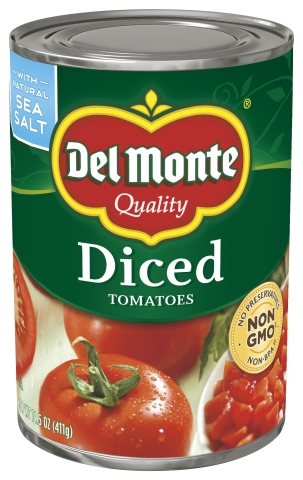 Del Monte Diced Tomatoes (Photo: Business Wire)