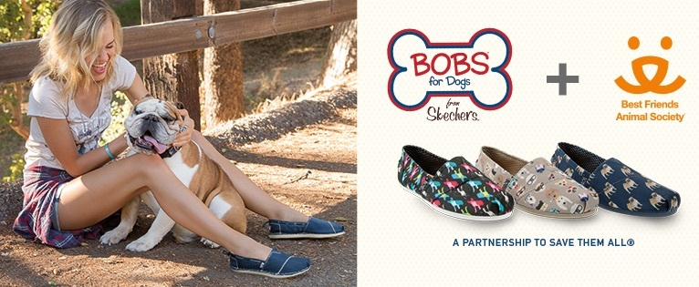 BOBS from Skechers Unveils Limited Edition, Pet Themed