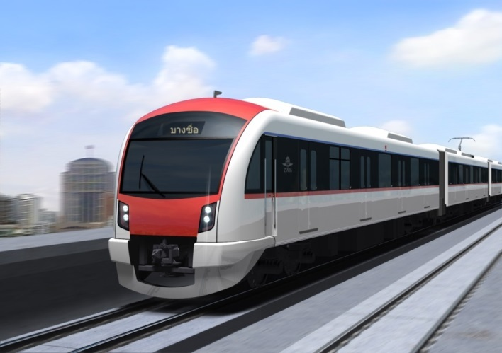 Contract Award For Thailand Red Line Construction Project Mhi