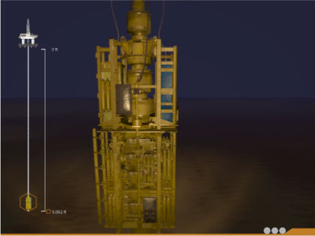 Deepwater Horizon Blowout Preventer (Photo: Business Wire)