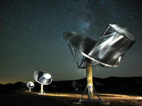 SETI Institute announces comprehensive survey of Red-dwarf stars for signs of extraterrestrial intelligence. (Photo: Business Wire)