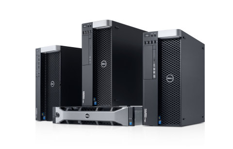 Working closely with its hardware and software partners, Dell upgraded its Precision Tower and Rack Workstations for VR content creators using professional applications in engineering, science, energy, and entertainment. (Photo: Business Wire)