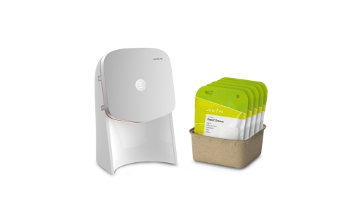 Juicero Press and Packs (Photo: Business Wire)