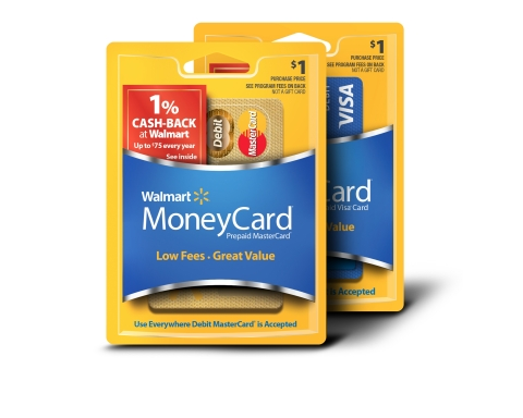 Walmart s family of cards makes it as easy as to manage