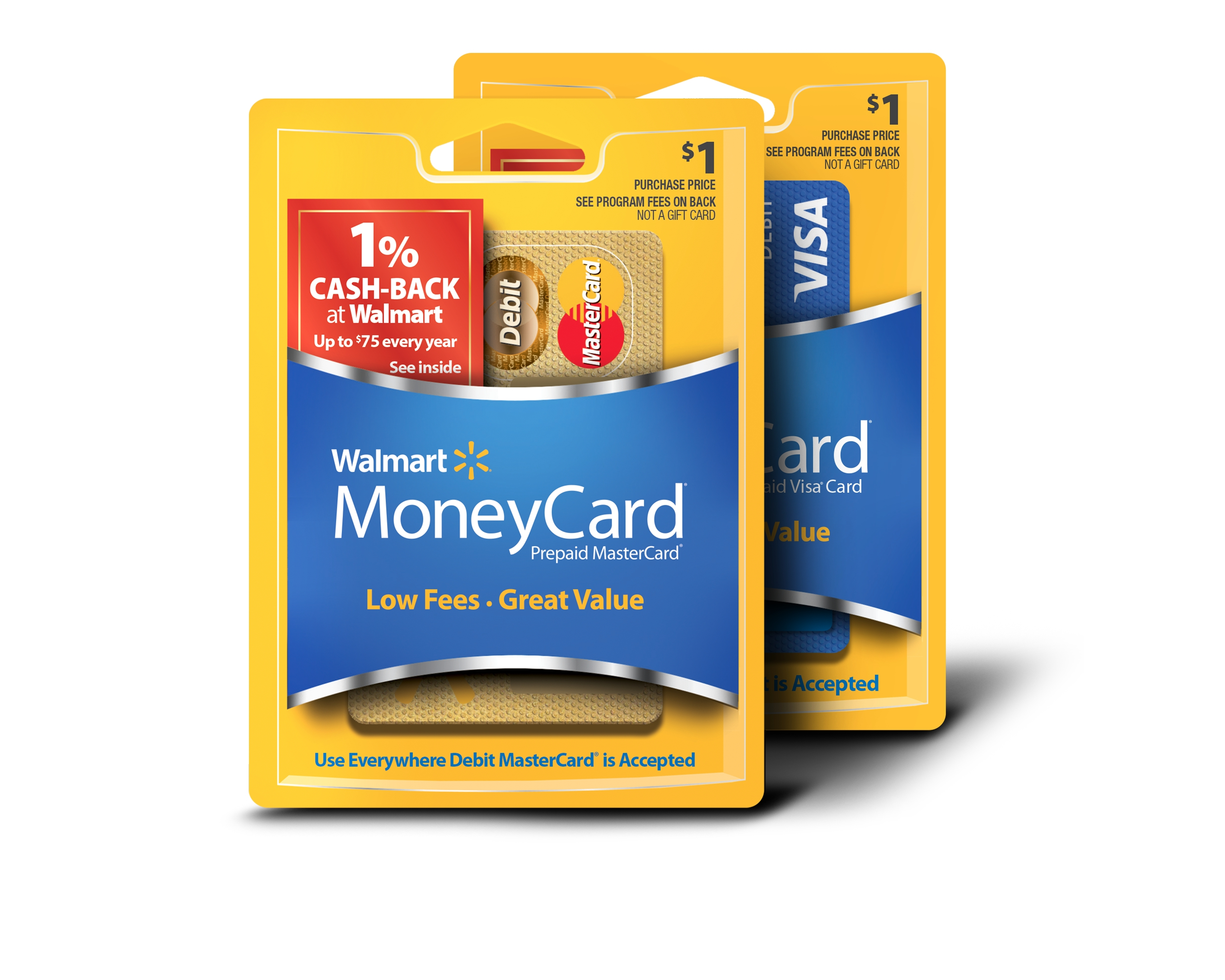 walmarts family of cards makes it as easy as 3 2 1 to manage finances for less business wire - Prepaid Money Cards