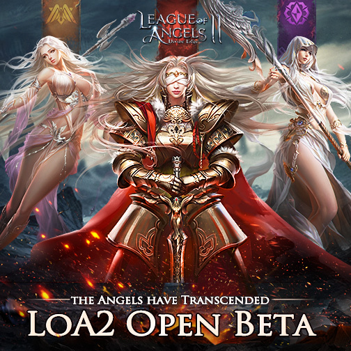 """GTArcade's New MMORPG """"League of Angels II"""" to Enter Open Beta on"""