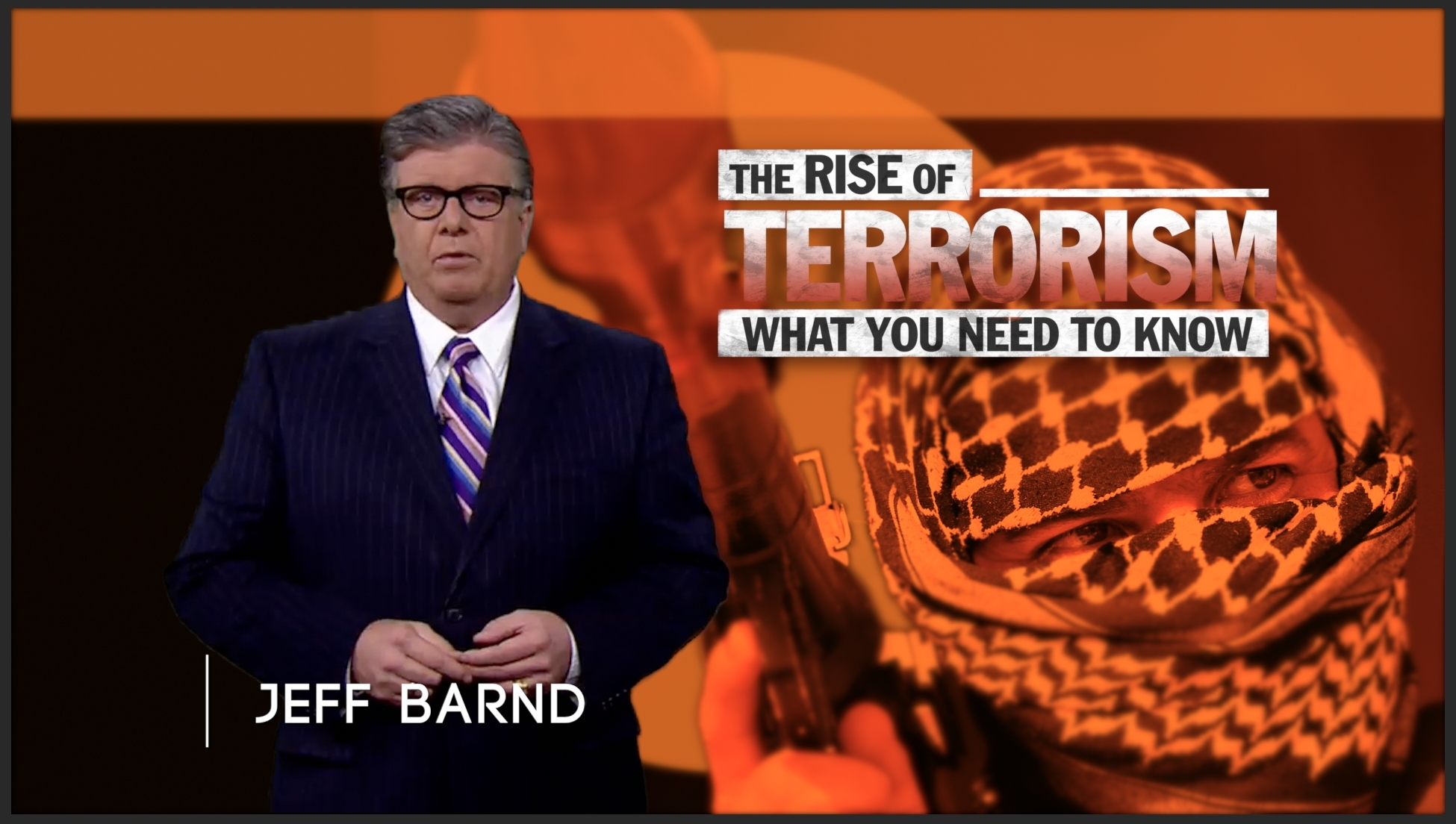 """Cisneros Media Distribution announced the U.S. premiere of its first production in English: """"The Rise of Terrorism, What You Need to Know"""" airs nationwide in April via Sinclair Broadcast Group. (Photo: Business Wire)"""