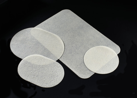 Gore SYNECOR Biomaterial, a unique hybrid device for hernia repair (Photo: Business Wire)