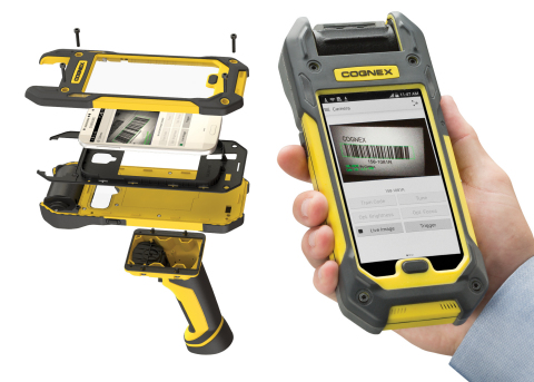 Cognex MX-1000 Vision-enabled Mobile Terminal (Photo: Business Wire).