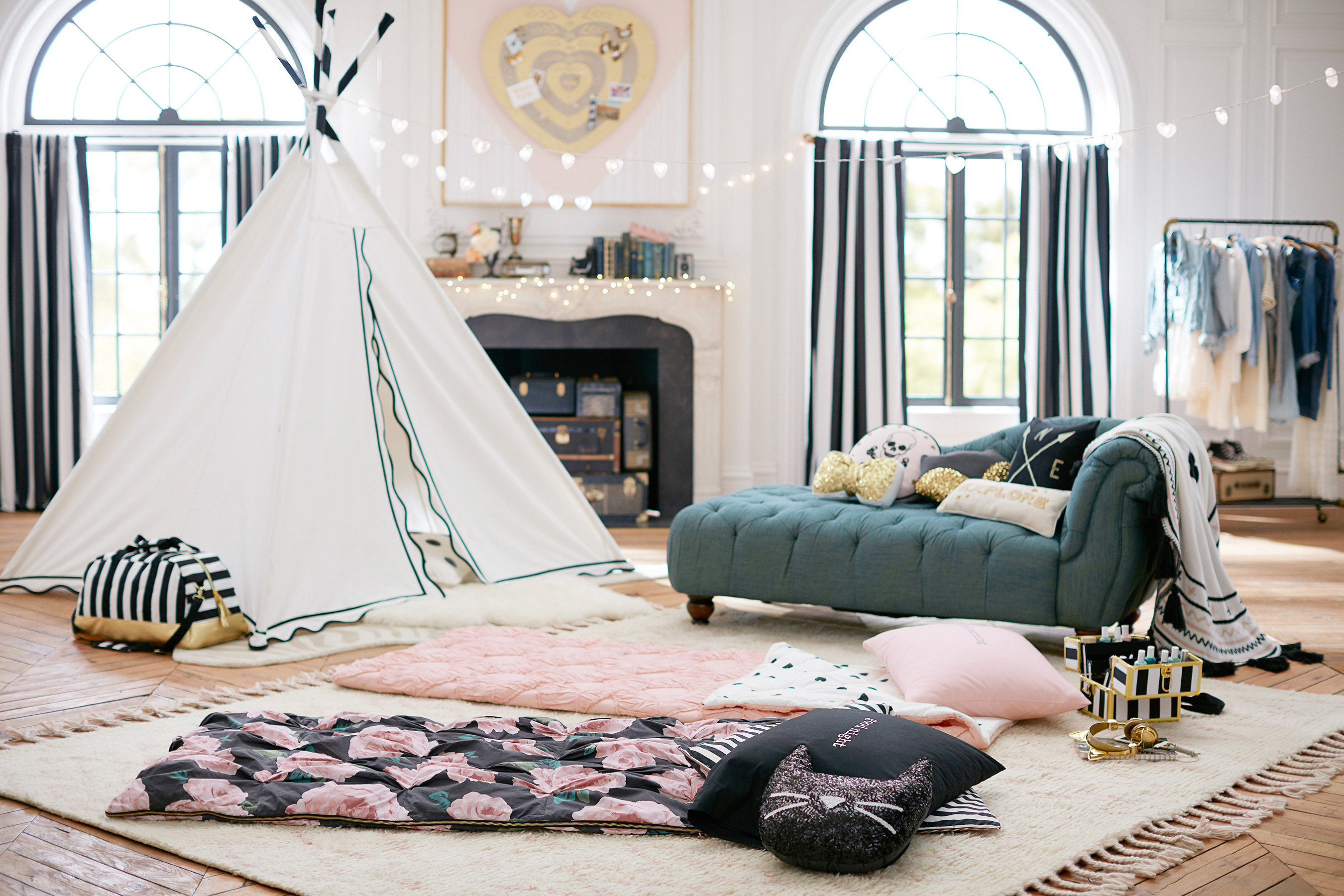 pbteen unveils ultimate indoor glamping colllection | business wire