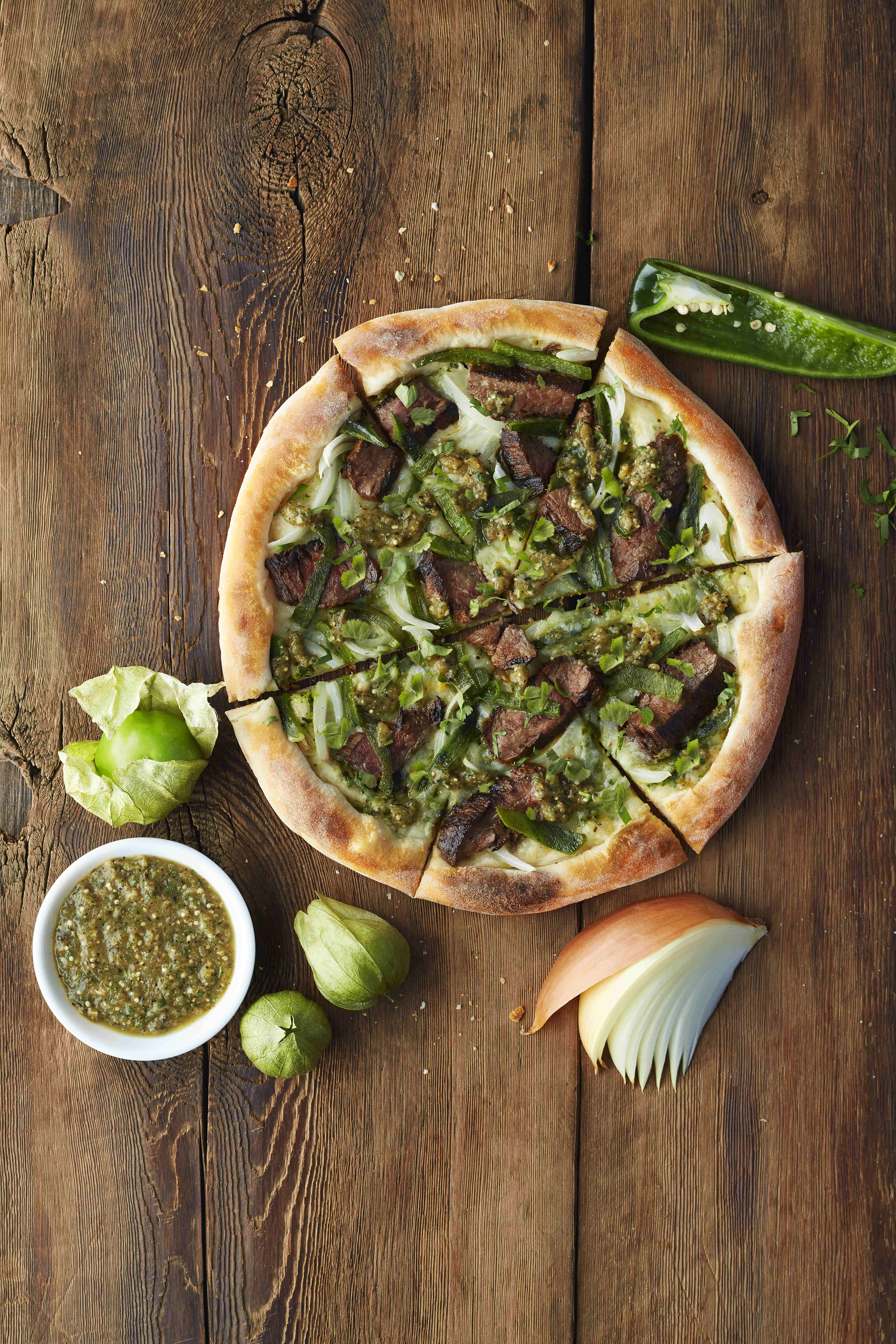 California Pizza Kitchen Ups the Ante on Food and Beverage