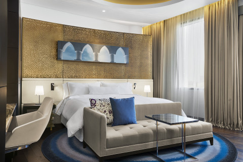 Westin Doha Hotel & Spa Executive Guest Room (Photo: Business Wire)
