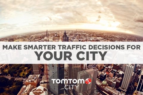Make smarter traffic decisions for your city (Photo: Business Wire)