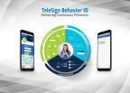 TeleSign Behavior ID - How It Works (Graphic: Business Wire)