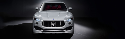 The all new Maserati Levante - the