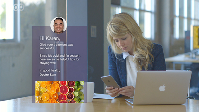 """""""On Call,"""" the prototype service offering provided by Sequence (Video: Business Wire)"""