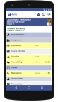 Student 360's touch-enabled user interface provides mobile access via smartphones. (Graphic: Business Wire)