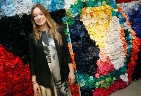 H&M and Olivia Wilde Present The Conscious Exclusive 2016 Collection (Photo: Business Wire)