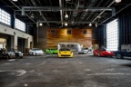 Classic Car Club Manhattan's New Home at Pier 76 in Manhattan's Hudson River Park - the former home of the New York Police Department Mounted Unit. (Photo: Business Wire)