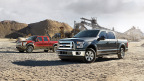 Ford is named Best Value Truck Brand in America for the second time by Vincentric, an automotive data analysis firm that specializes in lifecycle cost measurement. Ford first earned the truck brand award in 2013. (Photo: Business Wire)