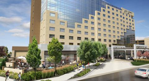 Hyatt Regency Aurora-Denver Conference Center (Photo: Business Wire)