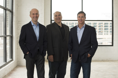 Bright Health co-founders, from left to right: Bob Sheehy, CEO; Tom Valdivia, Chief Medical Officer; and Kyle Rolfing, President (Photo: Business Wire)