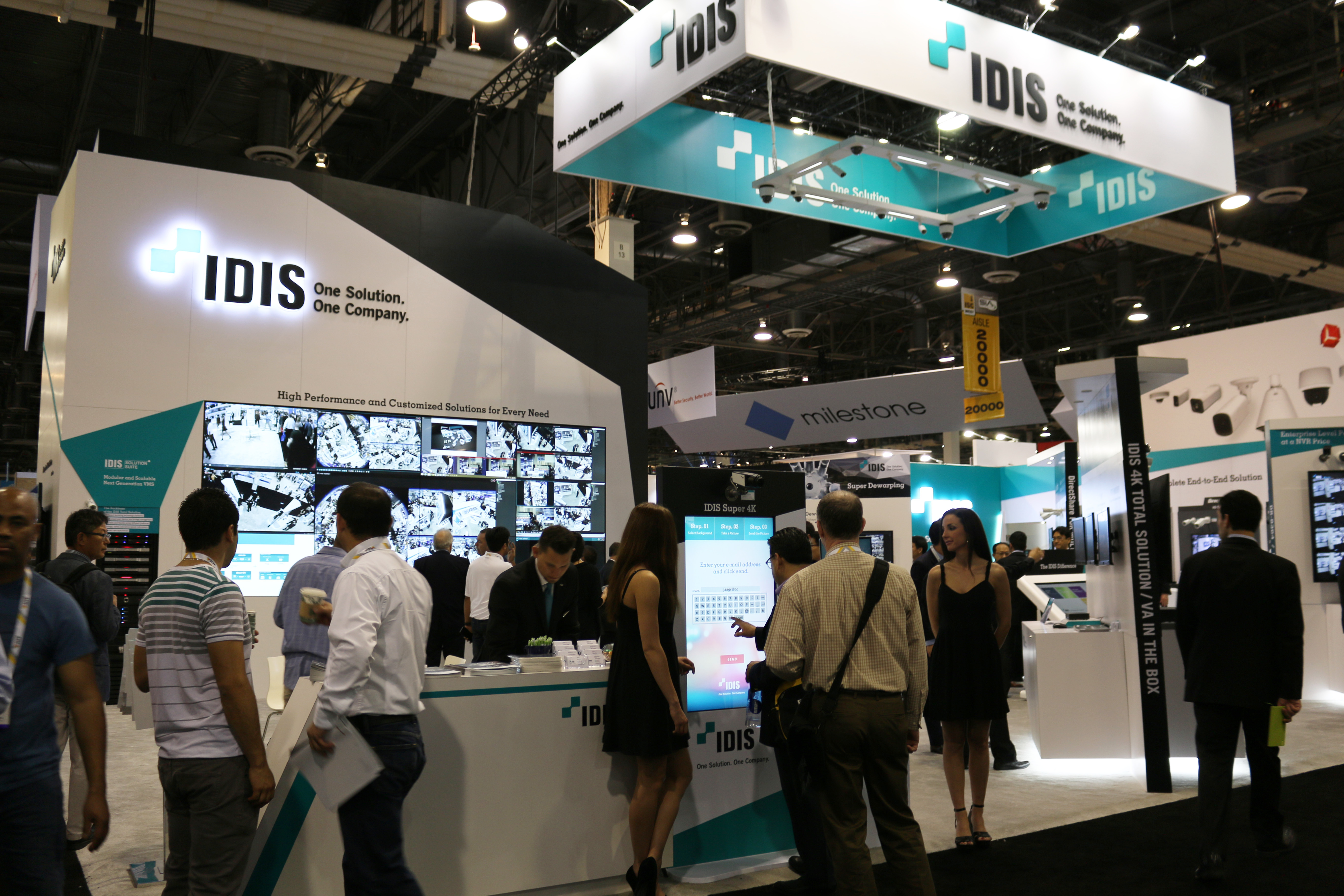 IDIS Marks Anniversary of Debut in the Americas with Total ...
