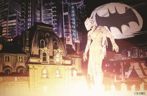 Mother Panic Written by Gerard Way and Jody Houser; Art by Tommy Lee Edwards