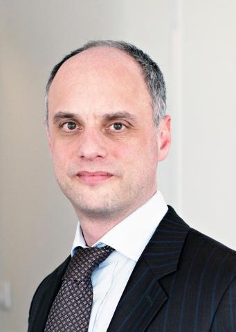 Elie Lobel, CEO, Orange Healthcare (Photo: Business Wire)
