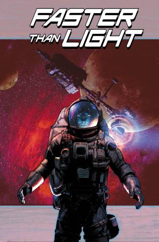 Faster Than Light - Graphic Novel Cover (Graphic: Business Wire)