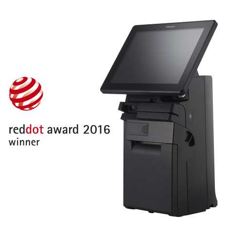 "The HS-3510W is a 10"" touch screen terminal ideal for compact counter-tops, integrating a detachable ..."