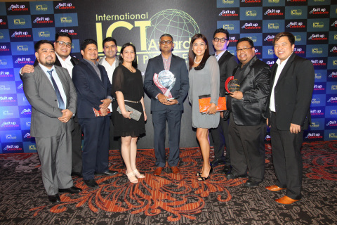 HCCA named Best Emerging IT-BPM Company for Healthcare at       International ICT Awards Philippines