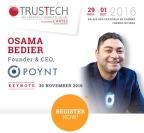 TRUSTECH (incorporating CARTES), l'evento mondiale consacrato alle tecnologie basate sulla fiducia, annuncia un'edizione eccezionale per il 2016