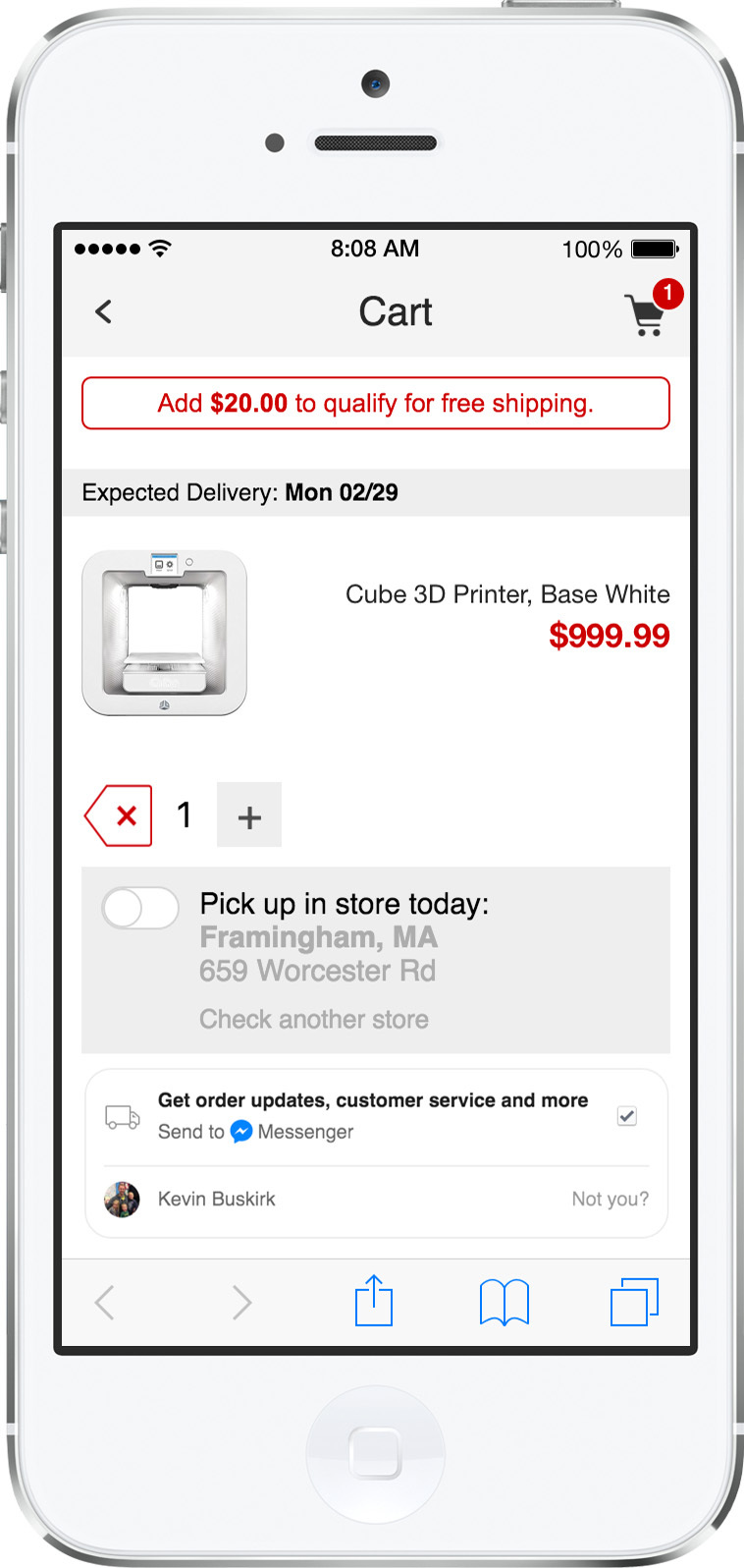 staples chat Easy button can support multiple channels  as well as powering the easy button device, staples plans to use the watson partnership to support all of its chat experiences across its many.