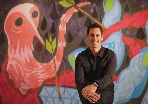 Matt Ross, founder of One River School of Art + Design and founding CEO of School of Rock. (Photo: Business Wire)