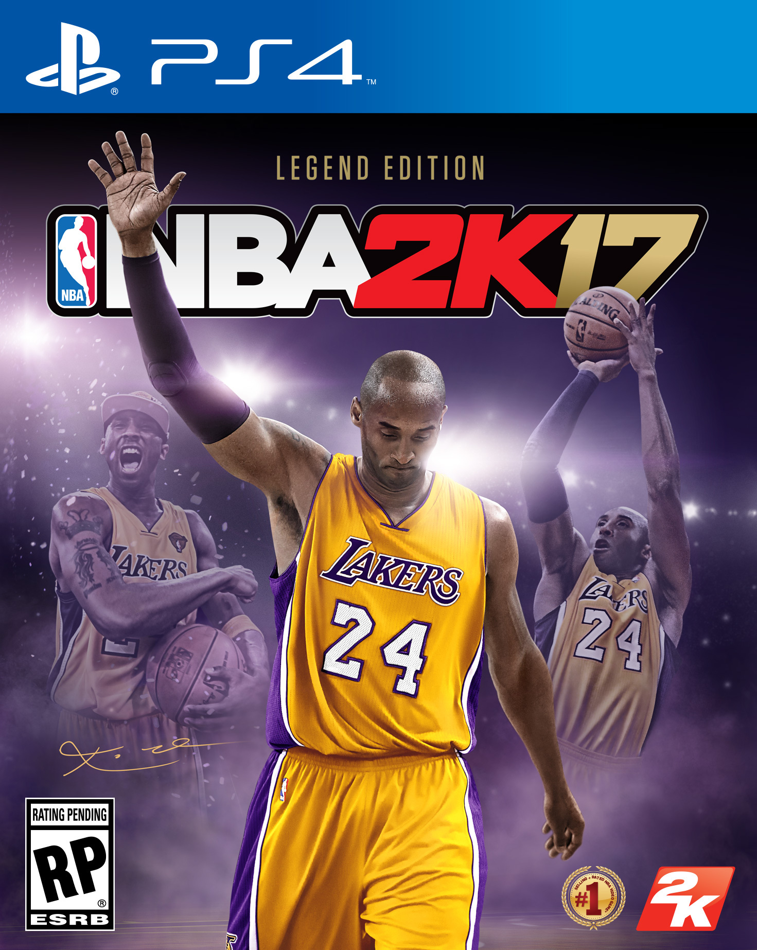 Kobe Bryant's Legacy Lives On in NBA® 2K17 Legend Edition | Business Wire