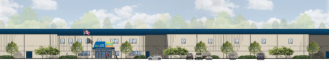 EQT REC Center Rendering (Photo: Business Wire)