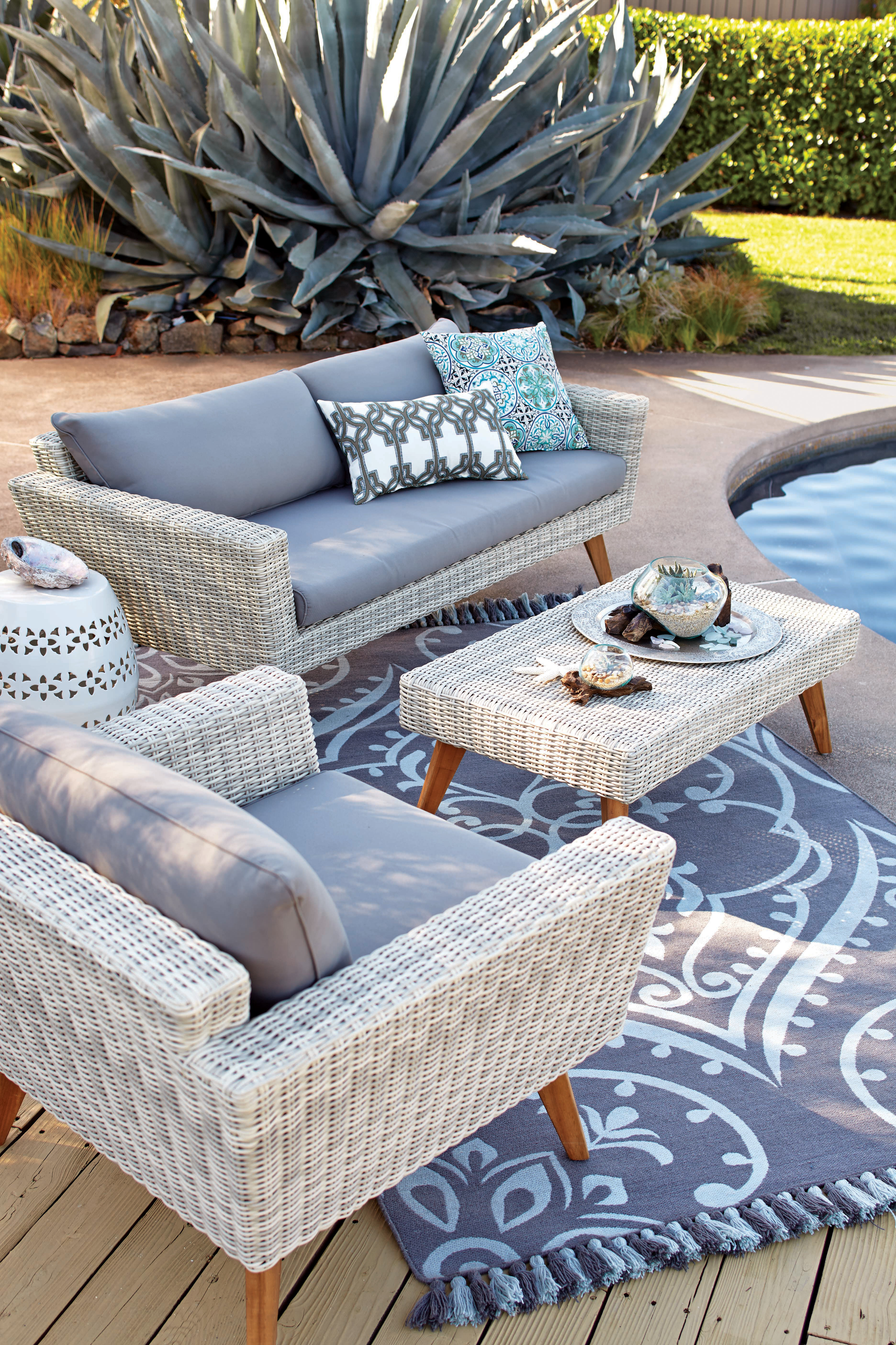 Incroyable Cost Plus World Market Makes Outdoor Entertaining Easy And Affordable |  Business Wire
