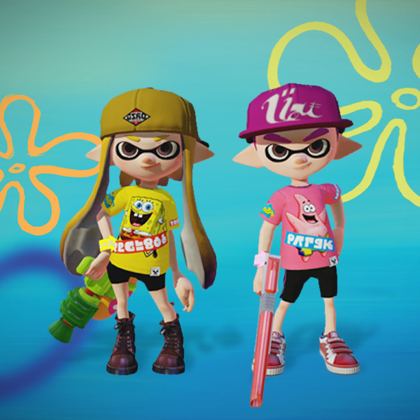 nintendo and nickelodeon bring the next splatfest to a pineapple