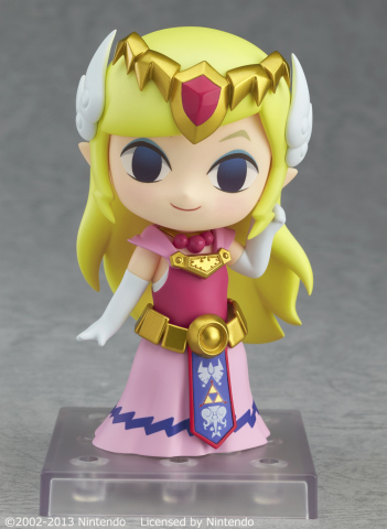 Nendoroid Zelda The Wind Waker HD Ver. Image (Photo: Business Wire)