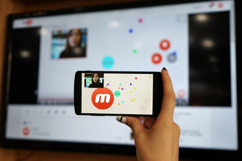 Rsupport, a remote support and control solution provider for global cloud service, Announces New Mobizen Ver. 3.0 App. Mobizen's PIP function, users can easily record and edit a content with their face on the mobile screen, and upload the content on any online channel such as YouTube for broadcasting. (Photo: Business Wire)