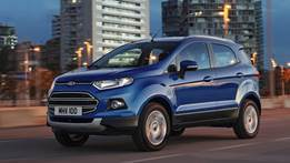 Ford Motor Company's drive to increase its SUV sales continued in the first quarter, with the EcoSpo ...