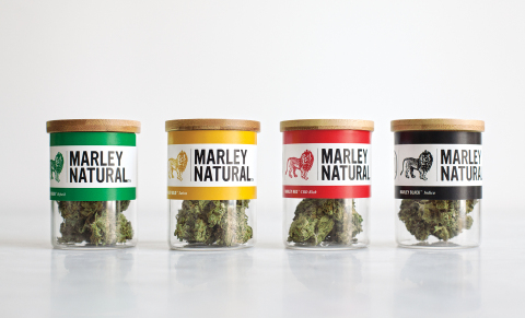 Marley Natural cannabis flower and oil are hand-selected from local farms run by experienced growers committed to sustainable growing practices. Sun-grown, natural and untainted by harmful pesticides, chemicals or fertilizers, all Marley Natural products are tested and clearly labeled for potency, purity and safety. (Photo: Business Wire)