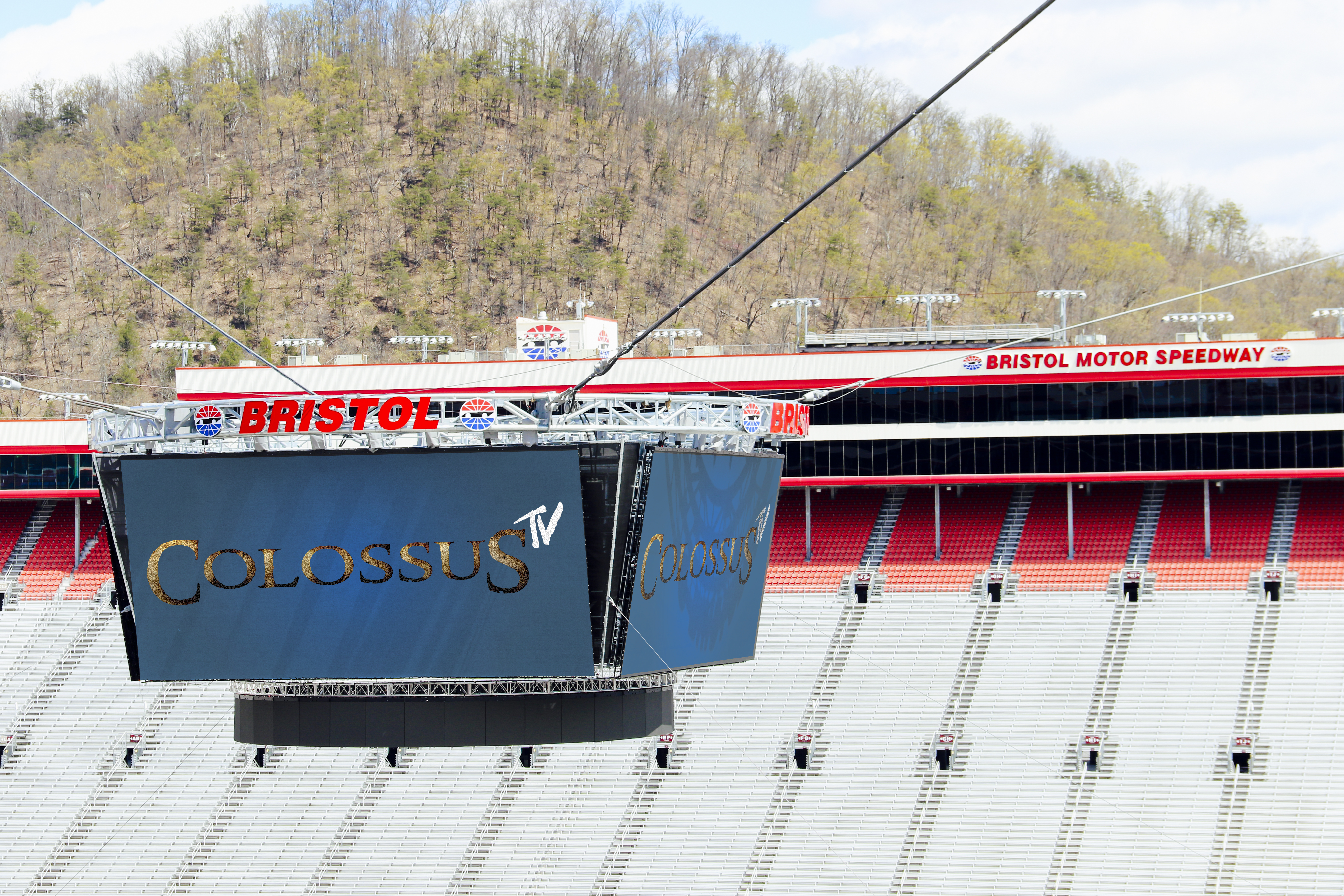 Bristol Motor Speedway's Colossus TV Coming to Life for Food City 500 Race Weekend | Business Wire